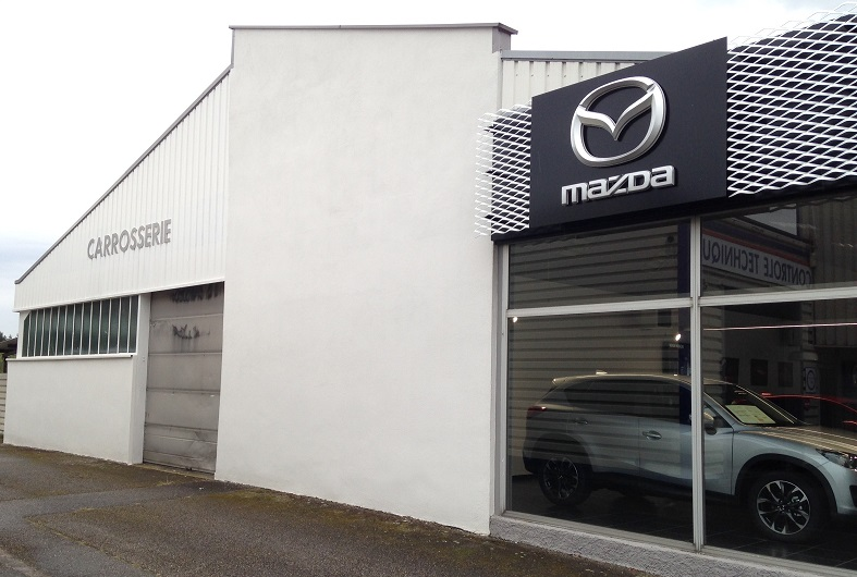 atelier carrosserie garage walter chatenois concessionnaire mazda. Black Bedroom Furniture Sets. Home Design Ideas